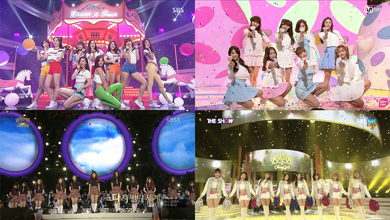 girls generation covers