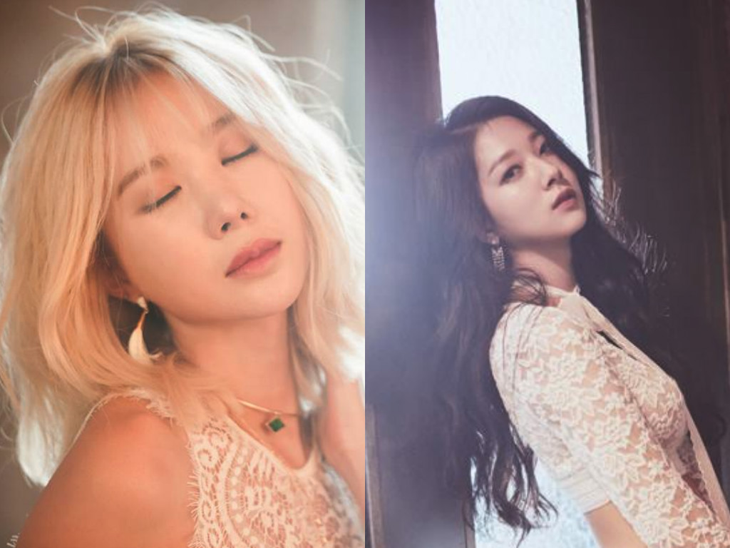 9MUSES's Euaerin And Minha Graduate From Group