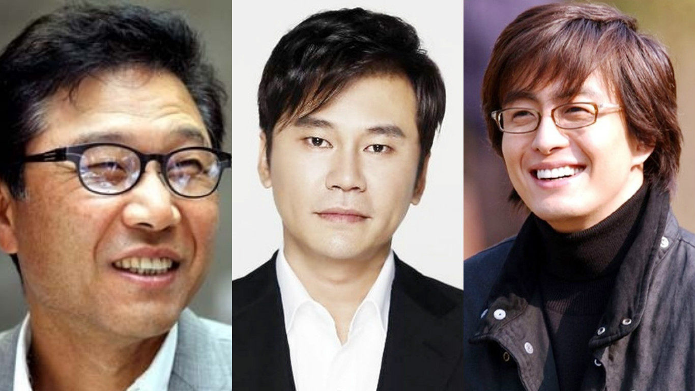 Korean Celebrities With The Most Stocks In 2016