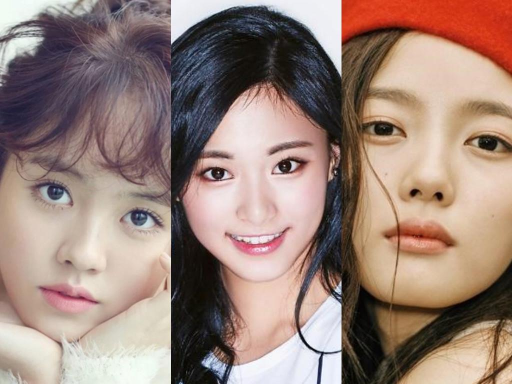 Kim So Hyun Tzuyu Kim Yoo Jung