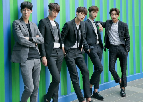 KNK Shows Impressive Results on US iTunes's K-Pop Chart