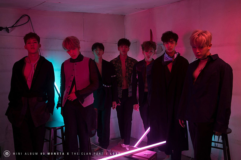 MONSTA X Joins KCON LA Lineup, Concert Schedules Announced