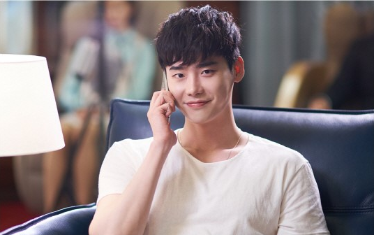 "Lee Jong Suk Is The Total Package In First Stills For Drama ""W"""