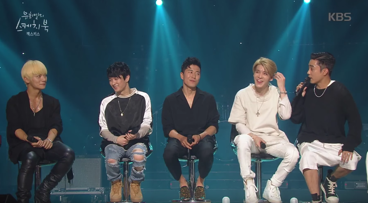 Eun Ji Won Tells Fans To Look Forward To More From Sechs Kies