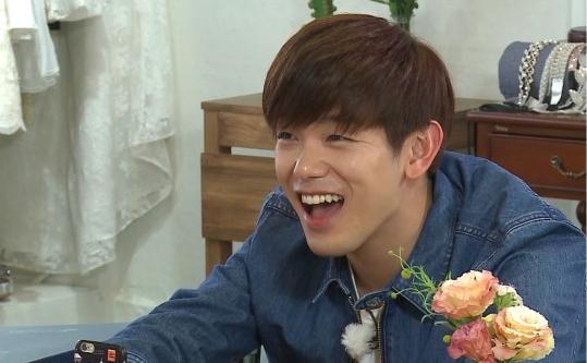 Solar's Wedding Dress Fitting Makes Eric Nam's Jaw Drop