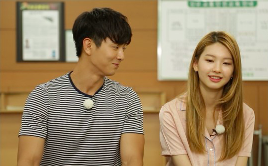 Kim Jin Kyung Tries Aegyo For The First Time For Virtual Husband Jota