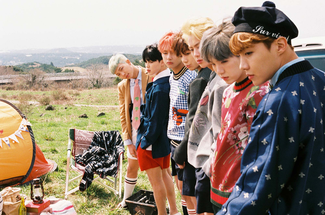 "BTS To Perform At ""A-Nation"" For The First Time This Year"