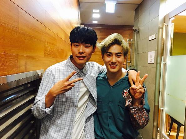 Ryu Jun Yeol's Suho Meets EXO's Suho