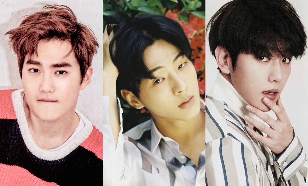 Ji Soo Talks About Friendships With EXO's Suho And Baekhyun