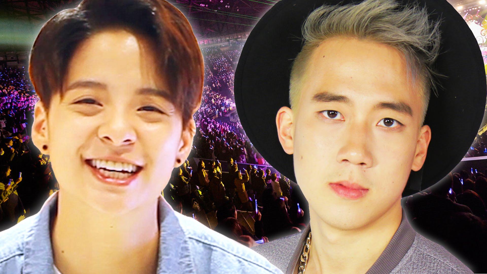Buzzfeed's Steven Trains Like A K-Pop Star In Video Featuring Amber Liu