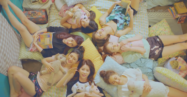 """Watch: DIA Returns With """"On The Road"""" MV"""