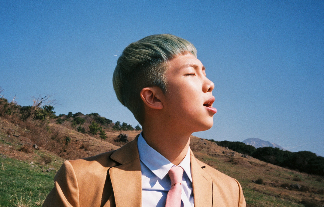"BTS's Rap Monster To Appear On ""Duet Song Festival"""