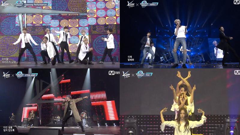 Watch: BTS, SHINee, f(x), FTISLAND, Block B, And I.O.I Bring Down The House At KCON France