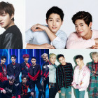 Top 10 Most Loved Korean Celebrities Chosen By Chinese Fans