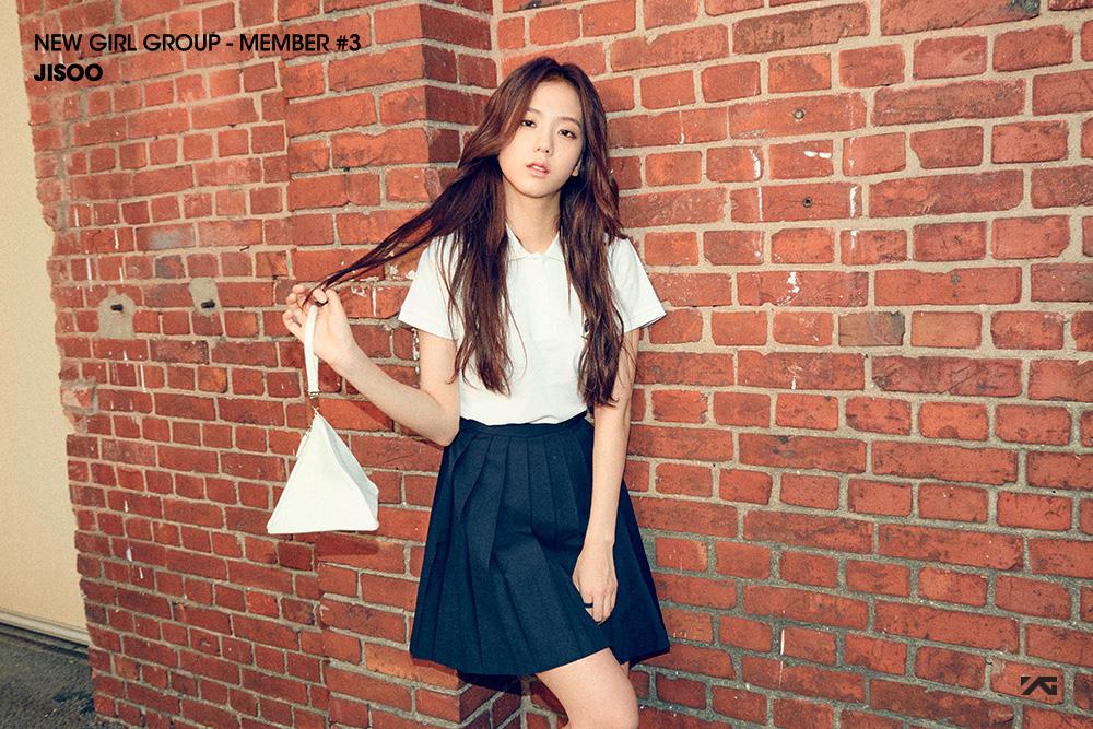 Yg Reveals Teasers For New Girl Group Member Jisoo Soompi