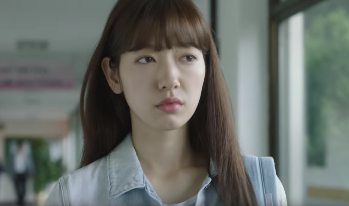 """Watch: Park Shin Hye Transforms Into A Rebellious Student In Third """"Doctors"""" Trailer"""