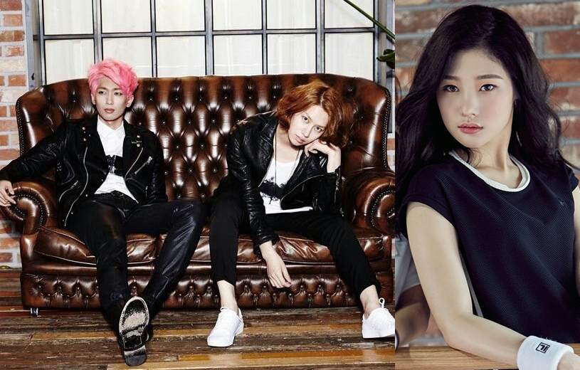 Heechul Handpicks DIA's Jung Chaeyeon To Star In M&D's New MV