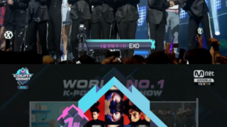 EXO m countdown june 16 win