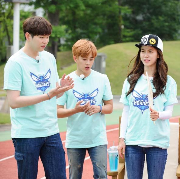 "Actor Yoon Kyun Sang Vows To Protect Song Ji Hyo On ""Running Man"""