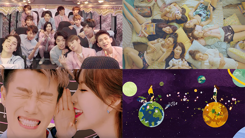 june week 3 kpop releases