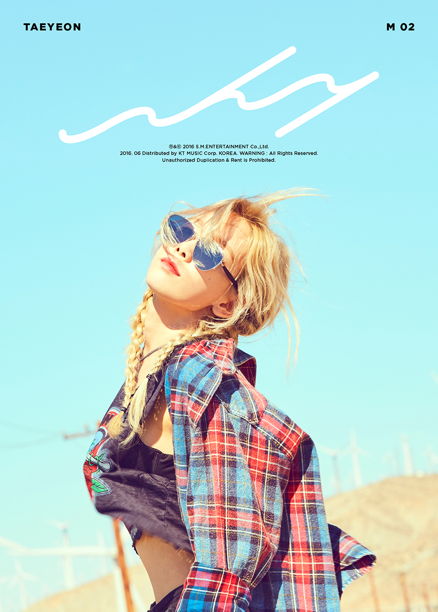 Taeyeon Drops Teasers For Solo Comeback