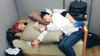 bts sleep