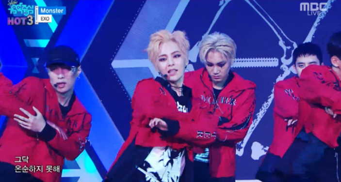 """Watch: EXO, EXID, Jeong Jinwoon, And More Perform On """"Music Core"""""""