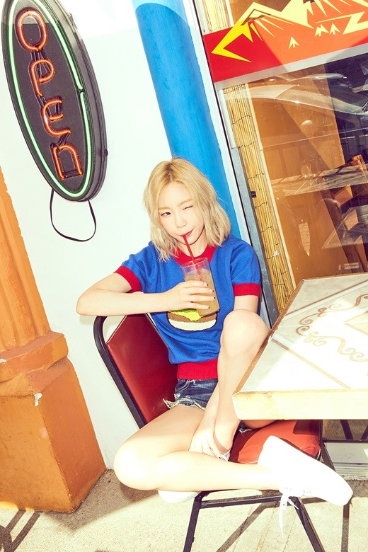 """Taeyeon Explores Mix Of R&B And EDM For 2nd Mini Title """"Why"""""""