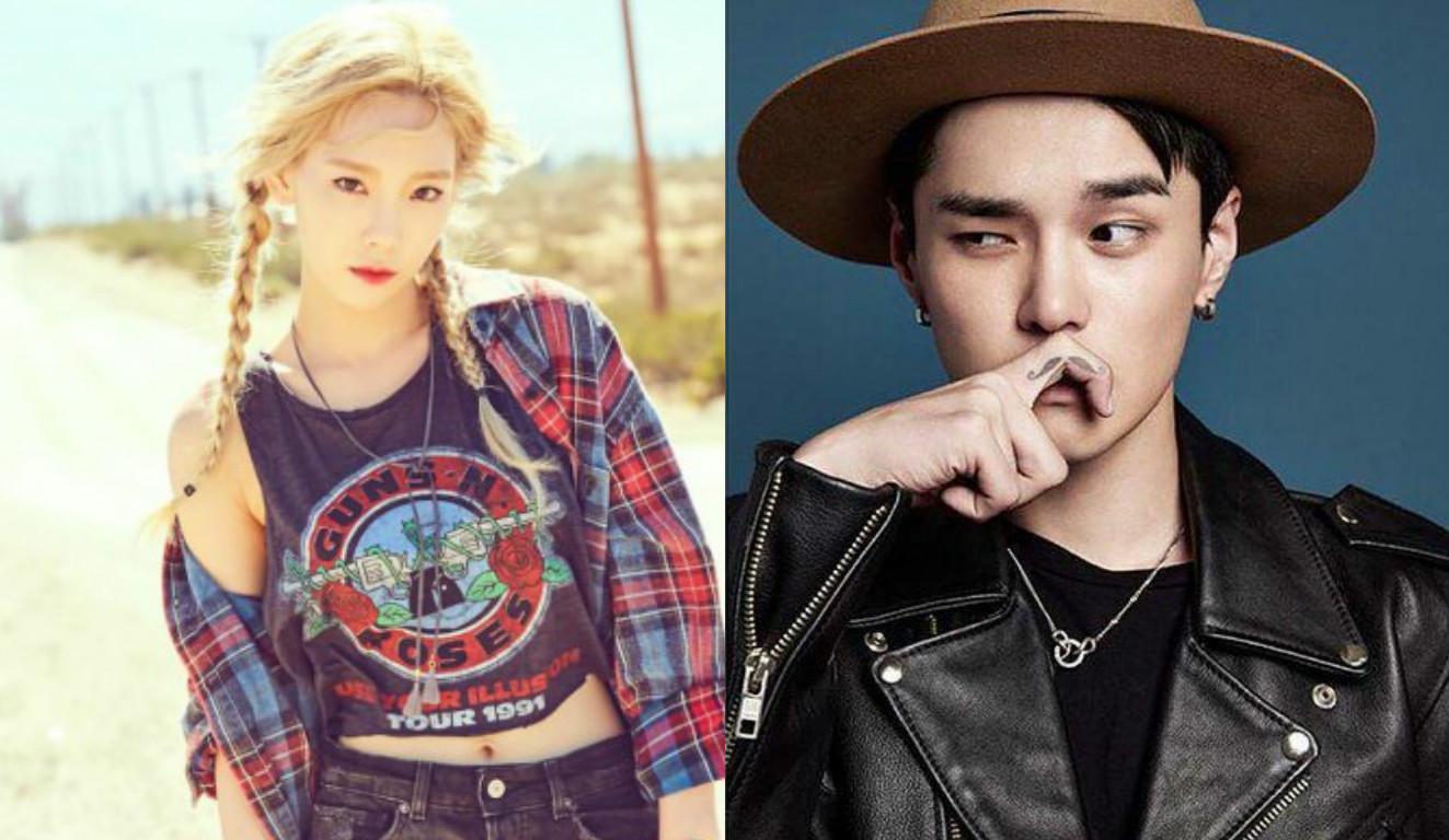 "Dean Lends Voice To Taeyeon's New Mini Album ""Why"""