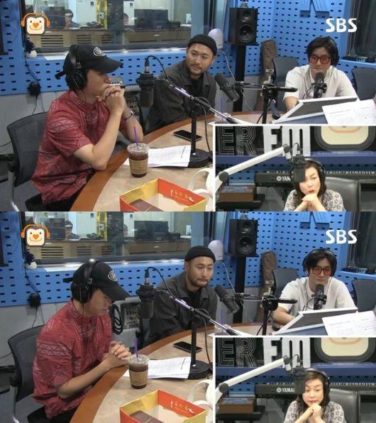 epik high choi hwa jung's power time