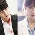 "Lee Ki Woo Butts Heads With Park Shin Hye In Intense First Scene Of ""Doctors"""