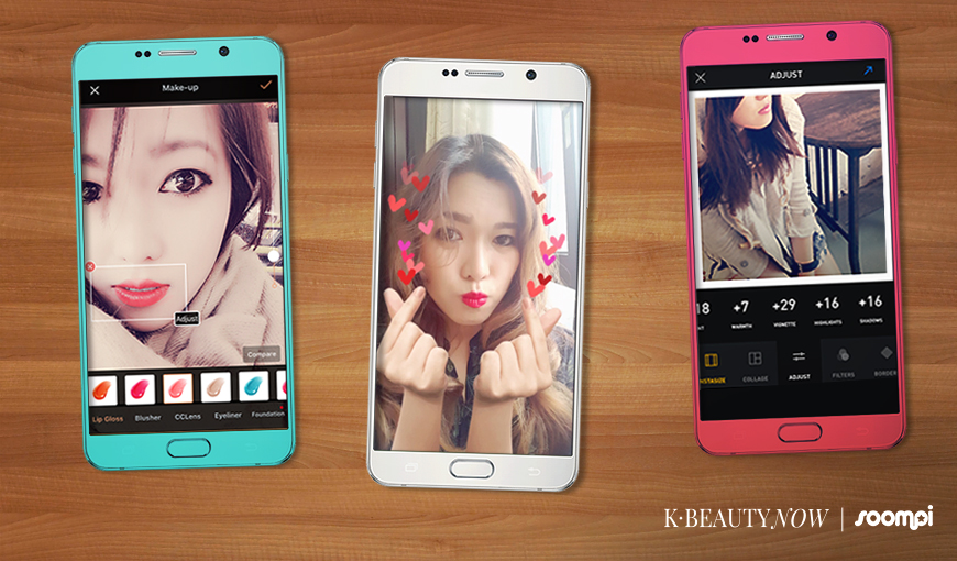 KBeautyNow Selfie App featured image