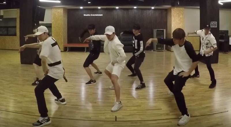 """Watch: INFINITE Surprises With """"Bad"""" Dance Practice"""