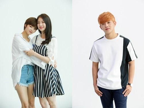 Gong Seung Yeon Jungyeon Kim Min Suk