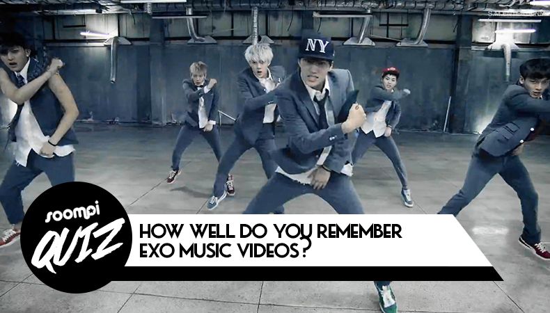 QUIZ: How Well Do You Remember EXO Music Videos?