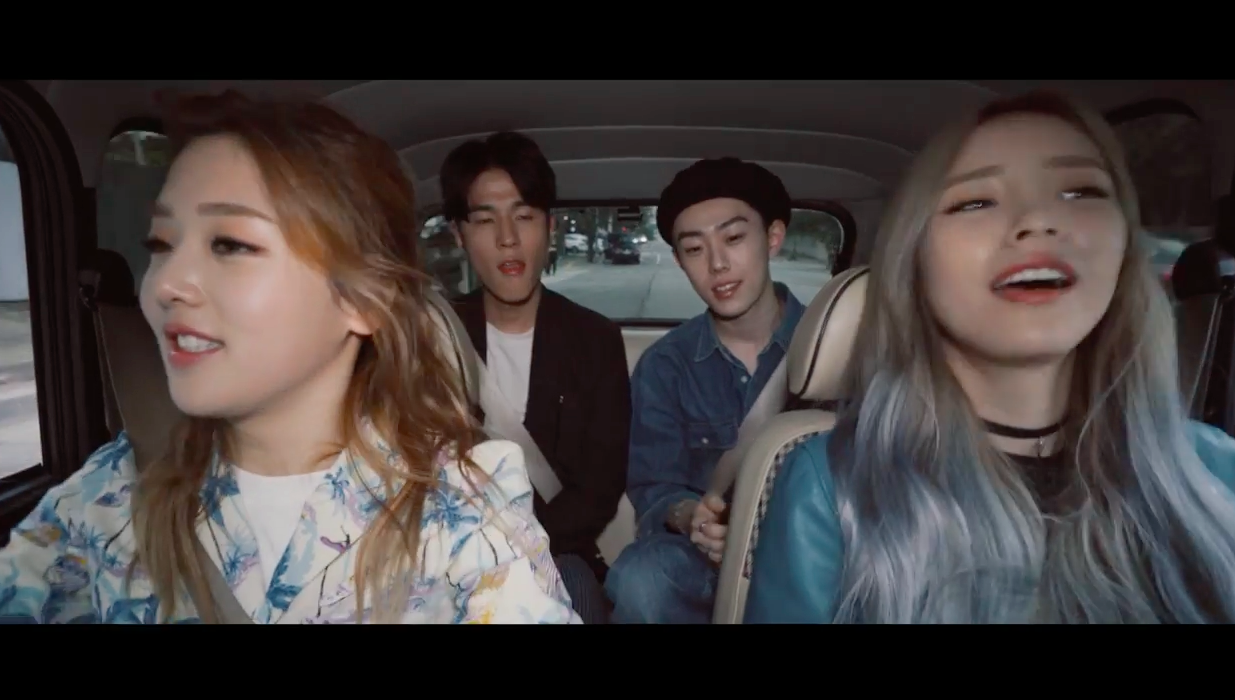 "Watch: Kisum Searches For A Fun Time In ""No Jam"" MV, Co-Starring Heize"