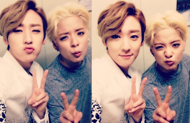 f(x)'s Amber And U-KISS's Kevin Are Friendship Goals In These Adorable Texts