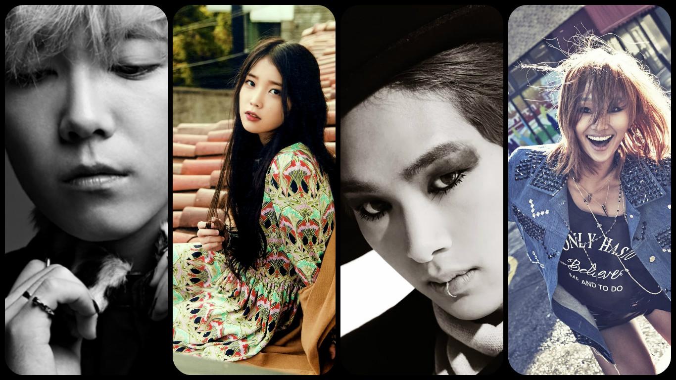 The 14 Most Unique Voices In K-Pop