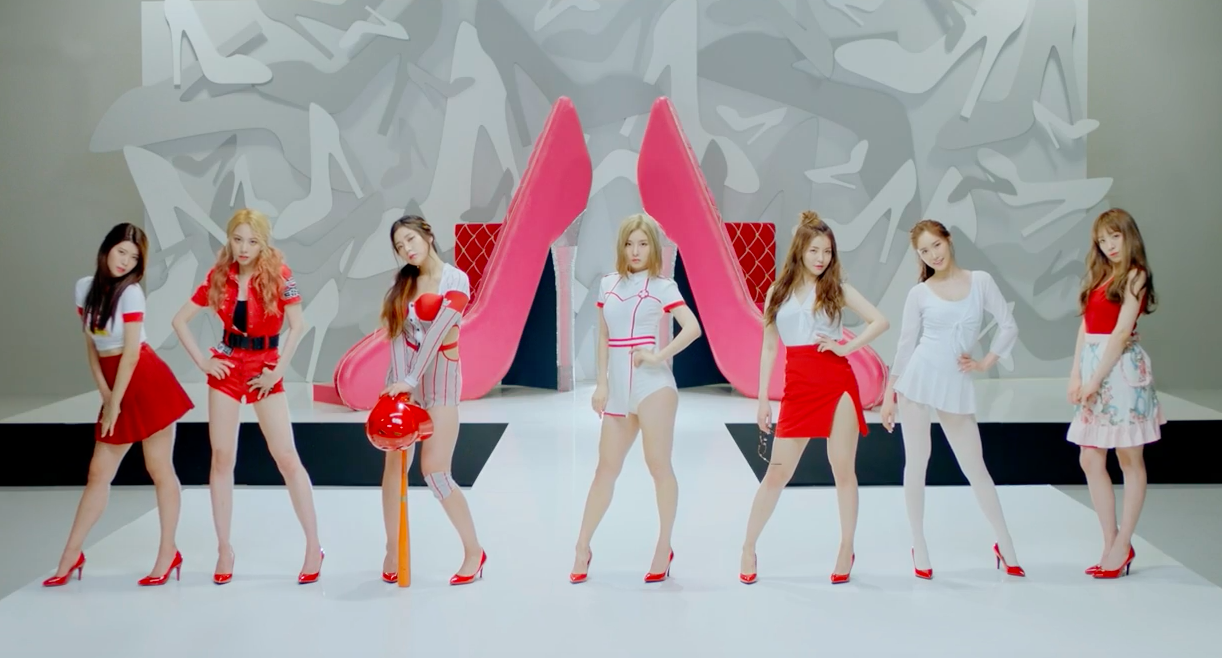 Update: Brave Girls Releases More Individual Teasers And 2nd MV Teaser For Comeback