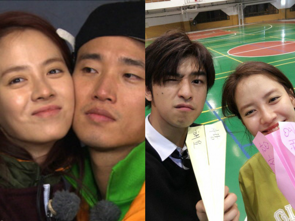 Song Ji Hyo Gary Chen Bolin