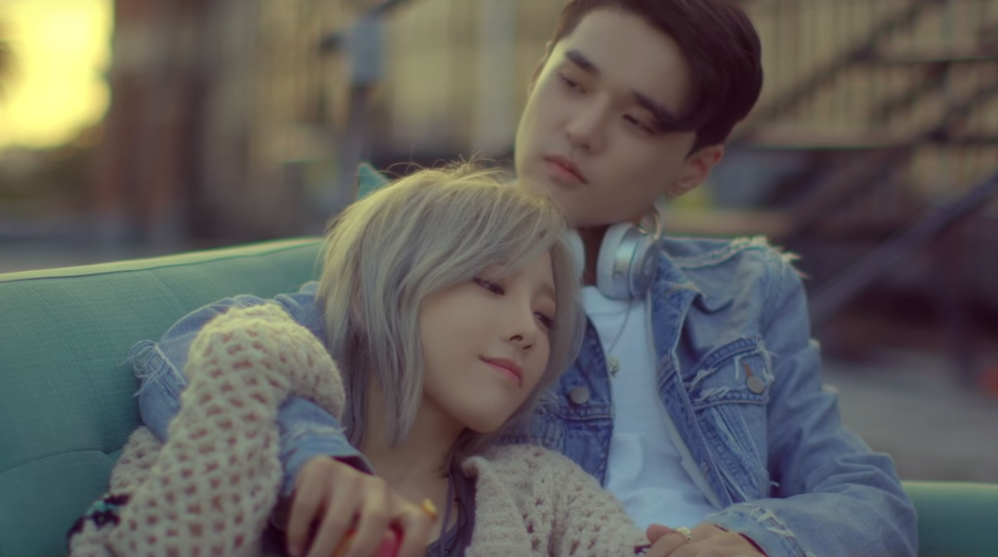 """Watch: Taeyeon And DEAN Are Each Other's """"Starlight"""" In New Music Video"""