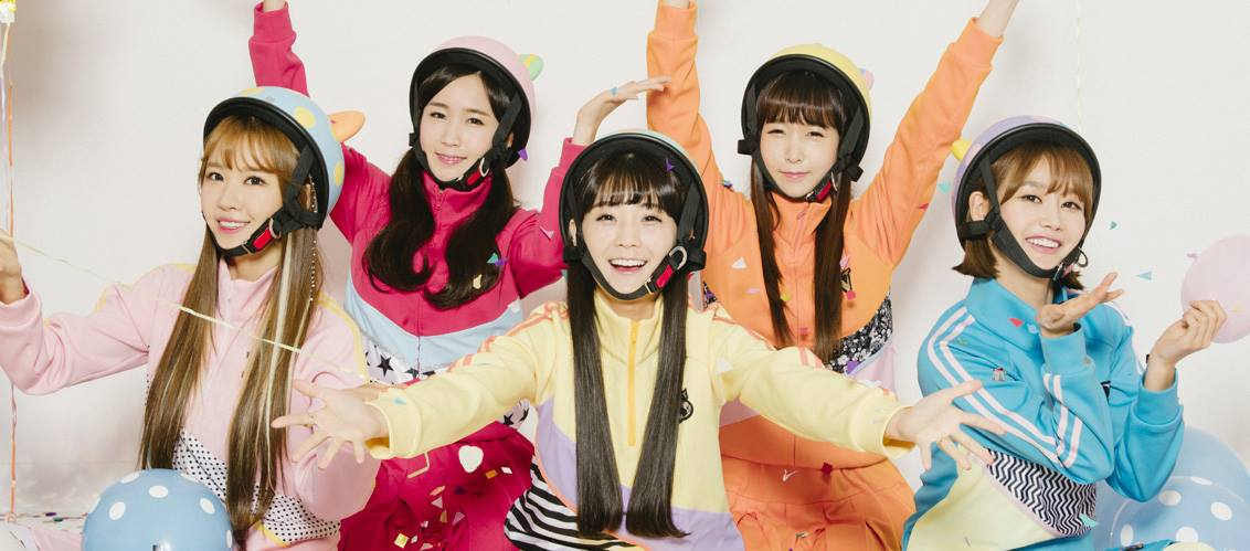 Crayon Pop To Try Their Hand At DIY Album For Next Comeback