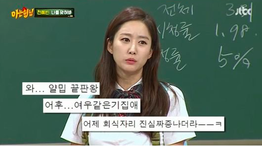 """Jeon Hye Bin Talks About How Viewers Hate Her Character On """"Oh Hae Young Again"""""""