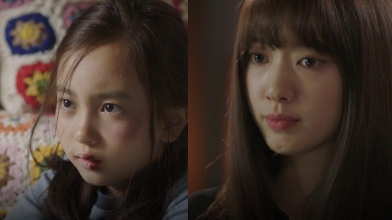 """""""Doctors"""" Reveals Park Shin Hye's Dark Childhood Through Online Prequel"""
