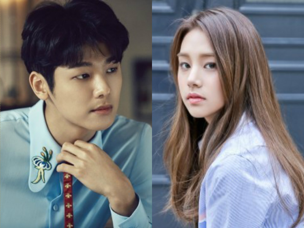 """CNBLUE's Kang Min Hyuk And Laboum's Solbin Revealed As New """"Music Bank"""" MCs"""