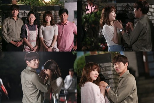 oh hae young again behind the scenes
