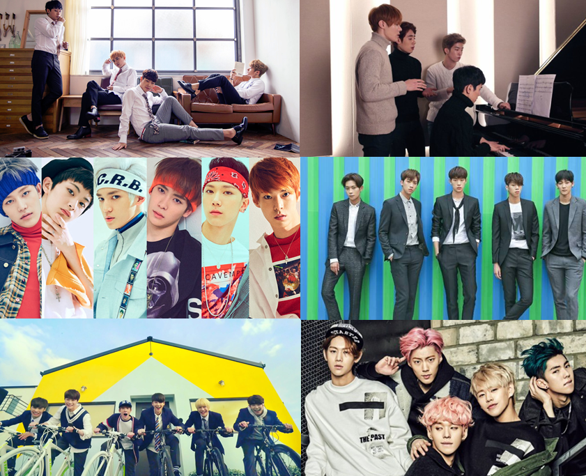 QUIZ: How Well Do You Know 2016's New Boy Groups?