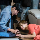 """""""Lucky Romance"""" Reveals Sweet Behind-The-Scenes Photos Of Ryu Jun Yeol And Hwang Jung Eum"""
