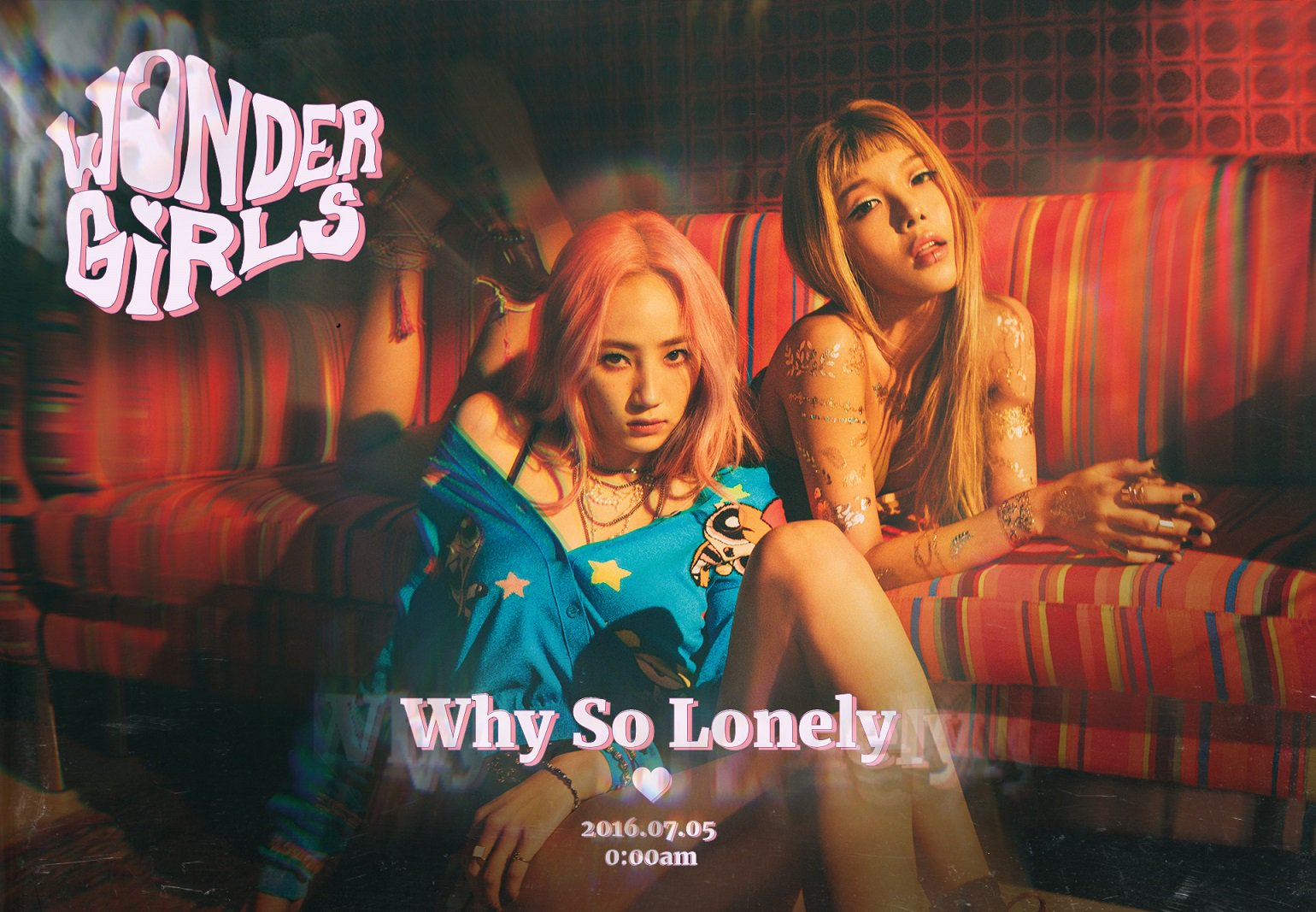 wonder girls why so lonely 3