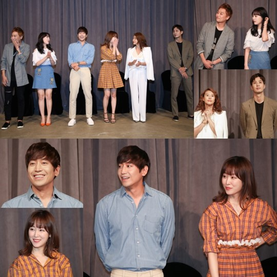 """""""Oh Hae Young Again"""" Cast Says Farewell To Fans During Free Hug Event"""